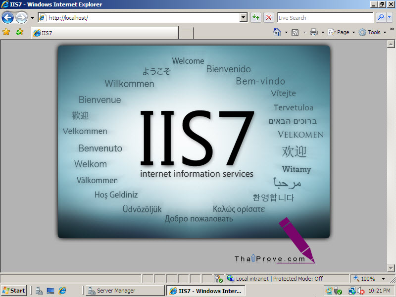 install-iis7-10