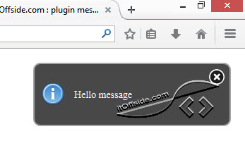 plugin-message-jquery